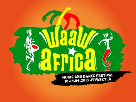 Waaw Africa logo